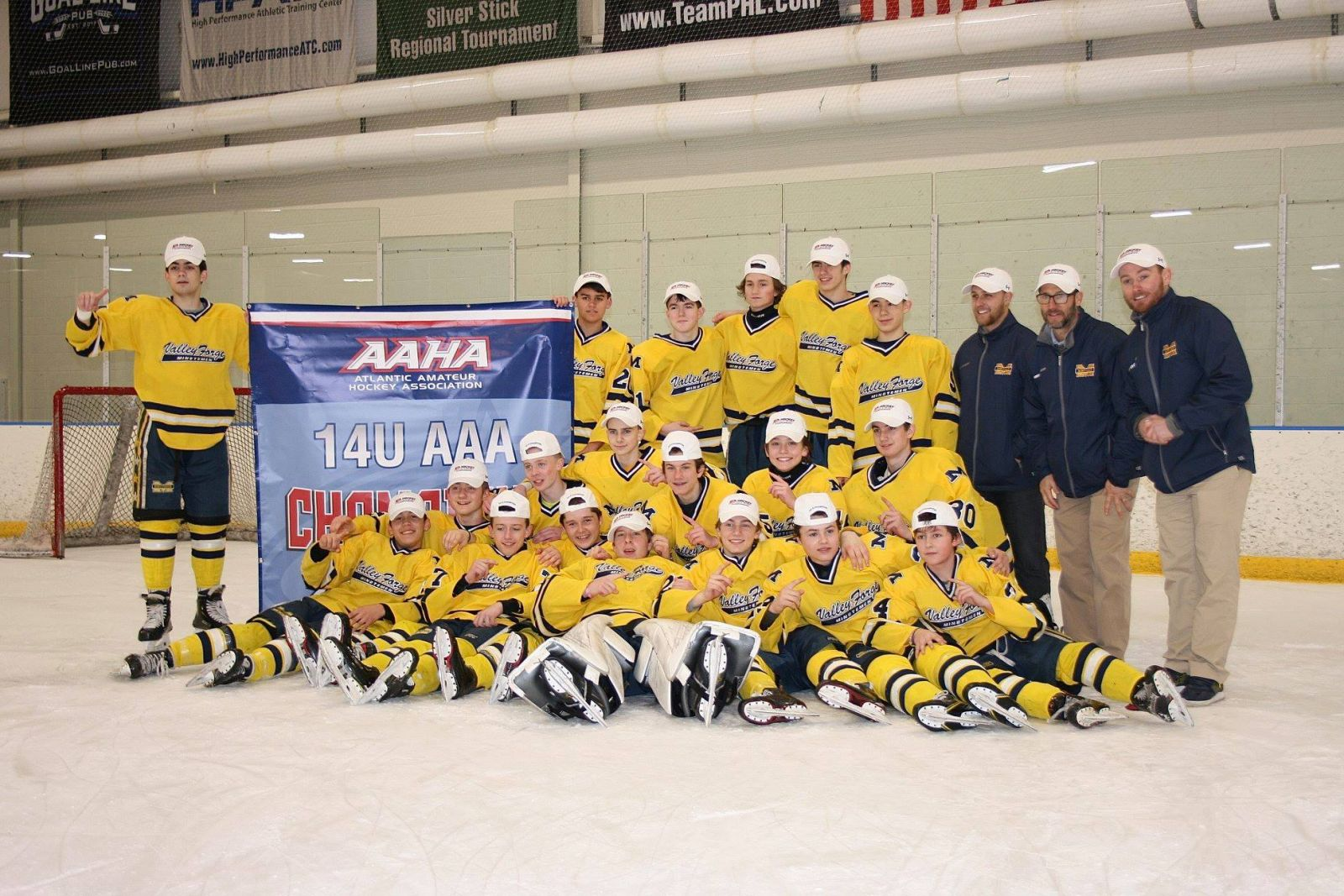 Elite Prospects - AYHL 18U List of Hockey Teams